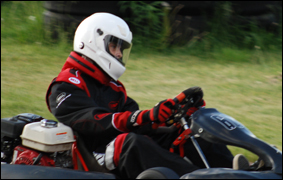 The Christiansen Racing Karting Team - Bjorn