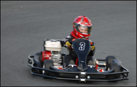 The Christiansen Racing Karting Team - Derek