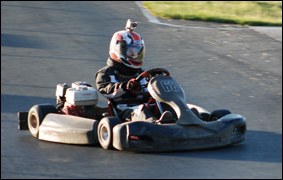 The Christiansen Racing Karting Team - Liesl